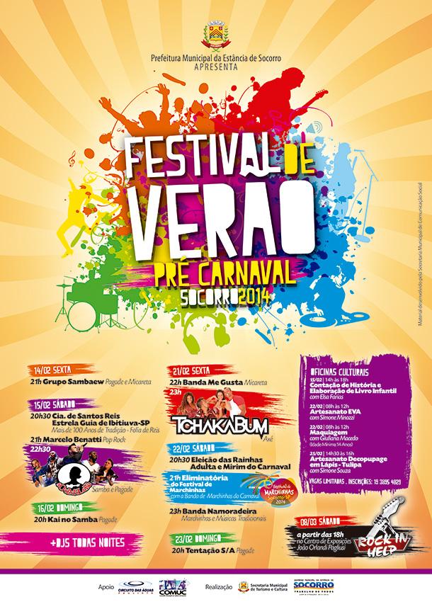 Festival de Verão 2014