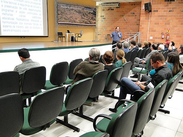 Audiência sobre Mobilidade