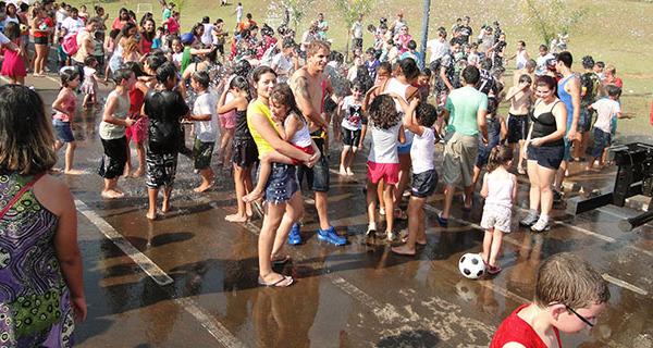 Prefeitura comemora Dia das Crianças com festa e presença de famílias no Recinto