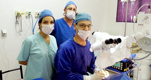 Mutirão de catarata pretende atender 40 pacientes até o fim do ano