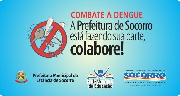 """Passeata """"Família e Escola contra a Dengue"""" acontece neste sábado"""