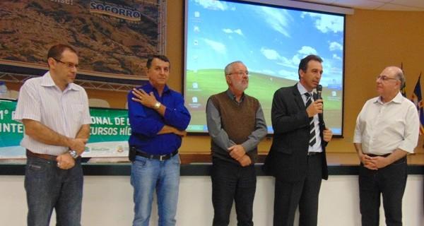 Socorro sediou Encontro Regional sobre Gestão de Recursos Hídricos