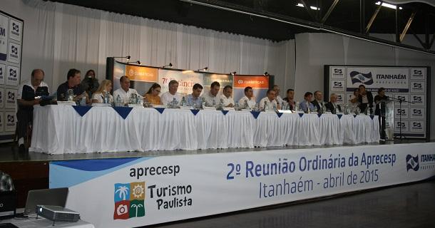 Contingenciamento de repasses foi debatido no 2º encontro anual das estâncias