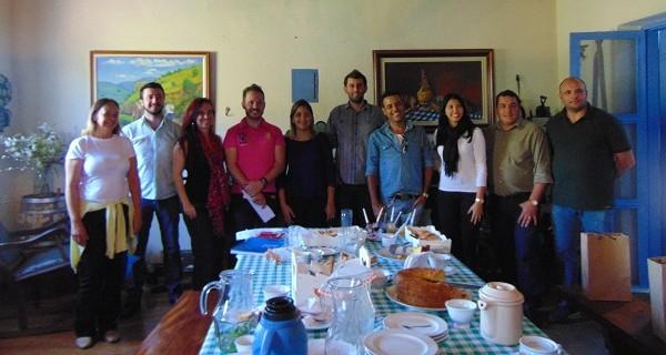Circuito das Águas realiza café da manhã com imprensa oficial