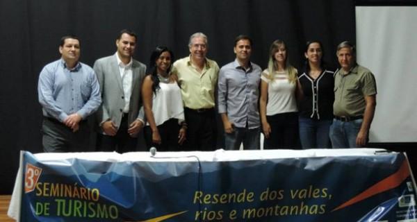 Estância de Socorro foi Cidade Referência no 3º Seminário de Turismo de Resende