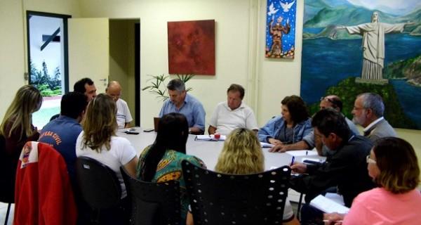 Reunião estabelece comissão provisória para a Festa de Agosto