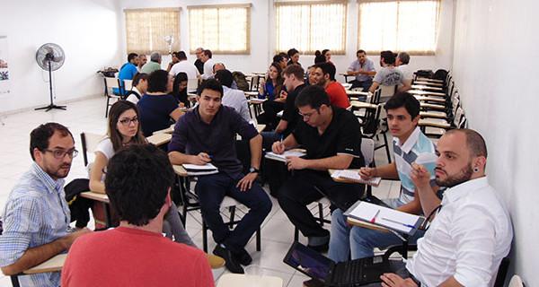 Parceria com a USP traz alunos à Prefeitura para troca de conhecimento