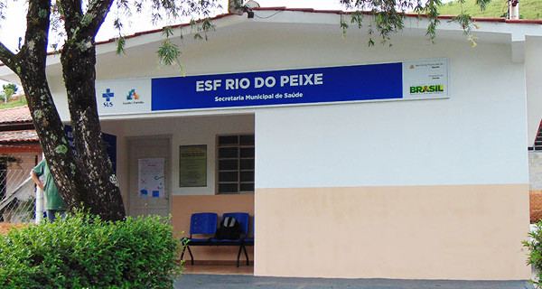 Unidade de saúde do Rio do Peixe terá novo prédio