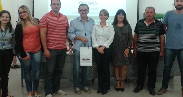Socorro participa de seminário sobre soluções ambientais