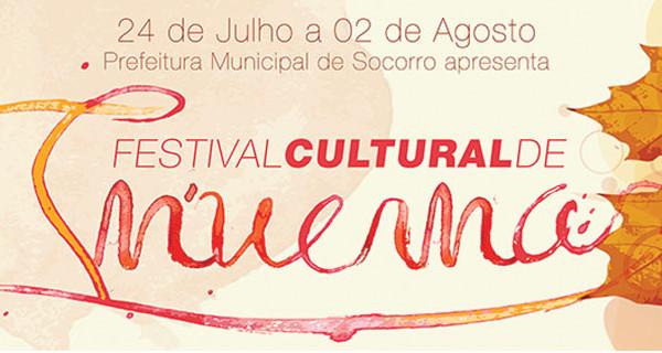 O socorrense Toninho Ferragutti é destaque do Festival Cultural de Inverno