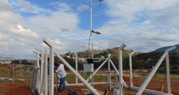Estação meteorológica é instalada em Socorro