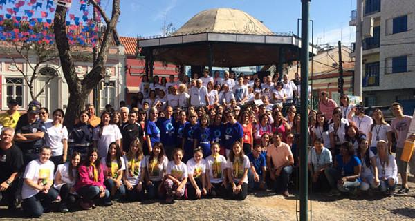 1ª Feira Municipal de Saúde trabalhou com a união de todos para a prevenção de doenças