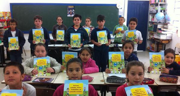 Parceria com o Ministério Público do Trabalho leva às escolas cartilhas de combate ao trabalho infantil