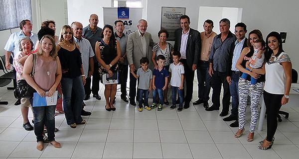 Prefeitura inaugura reforma de espaços da Assistência Social