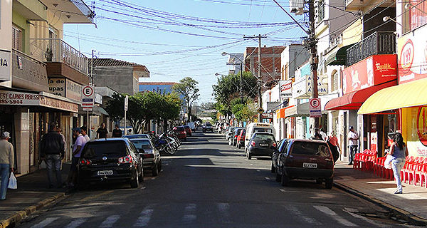 Segunda etapa de revitalização da Avenida Coronel Germano começa na segunda-feira