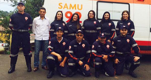 Samu realizou mais de 6 mil atendimentos nos três anos em Socorro