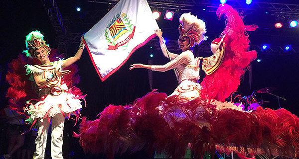 """""""Grito de Carnaval"""" acontece neste fim de semana como aquecimento do CarnaHelp"""