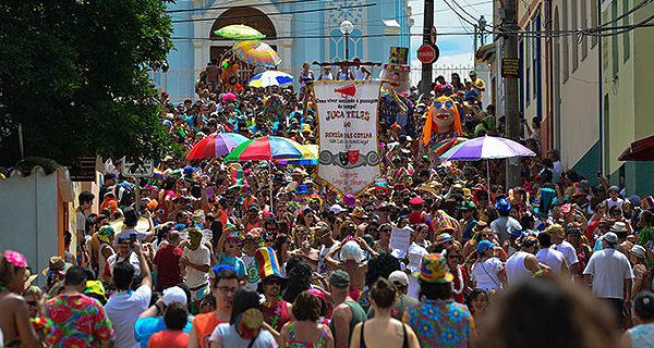 Tradicionais blocos de São Luiz do Paraitinga estarão no Carnaval de Socorro