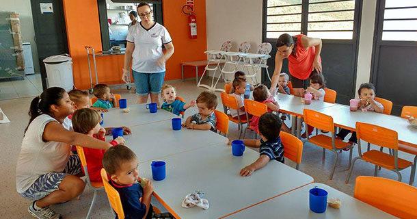 Começam as aulas na nova creche de Socorro
