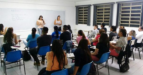 Cursos profissionalizantes têm início no CEMEP
