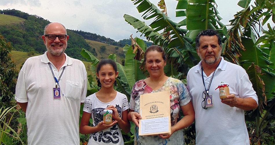 Serviço de Inspeção Municipal certifica produtora de doce de leite