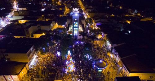 Socorro Luzes de Natal - Foto Marcel Fraga