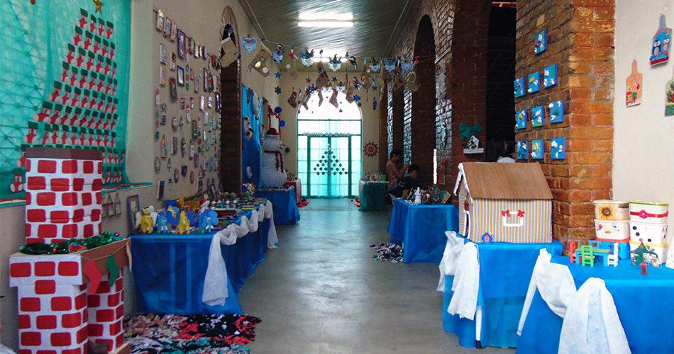 Trabalhos do programa Vem Ser e do Centro do Idoso são apresentados no Centro Cultural