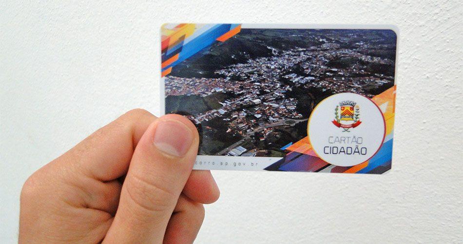 Cadastro para obter o Cartão Cidadão já pode ser efetuado em três unidades