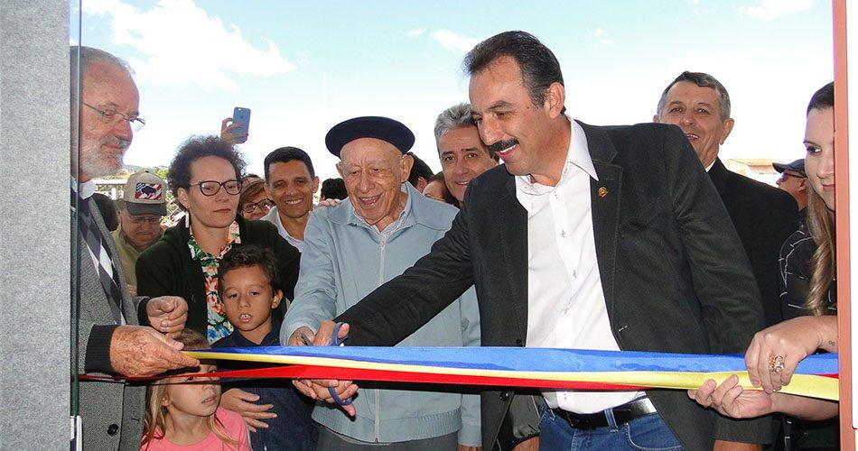 Prefeitura inaugura unidade de saúde e espaço esportivo no Jardim Santa Cruz
