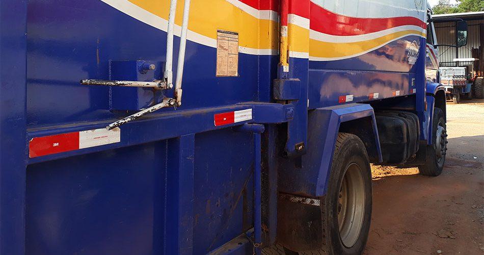 Recapagem de pneus da frota municipal gera economia e benefícios ambientais
