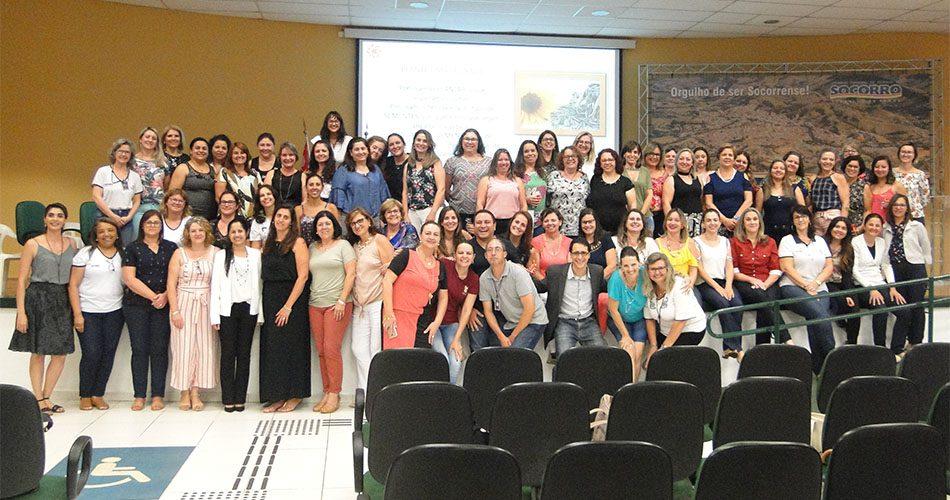 Socorro sediou encontro regional do projeto educacional Comunidade de Aprendizagem