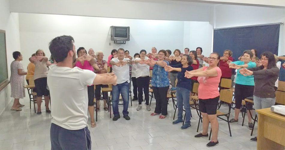 Unidades municipais de saúde realizam ações ligadas ao Outubro Rosa e Novembro Azul