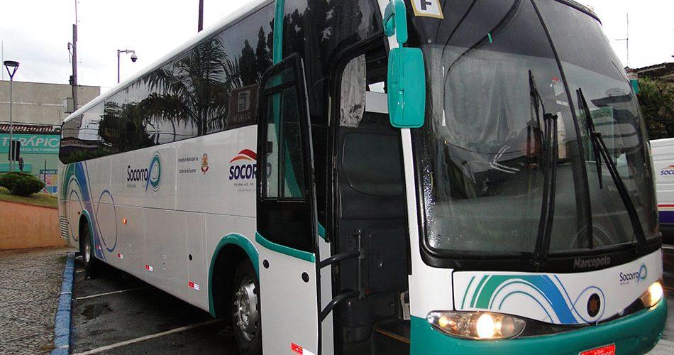 Prefeitura altera locais de embarque de pacientes devido ao tamanho dos novos ônibus