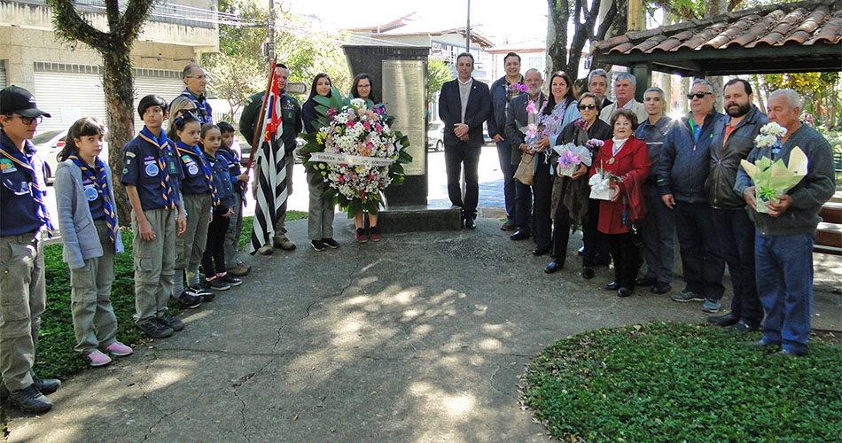 Prefeitura de Socorro celebra Revolução de 1932 e homenageia familiares de voluntários
