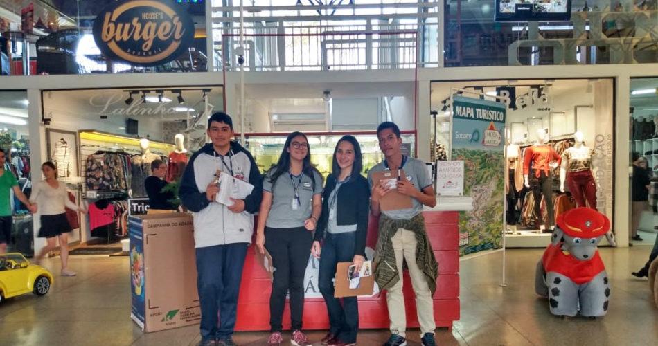 Prefeitura, COMTUR e Astur aplicam pesquisa turística em atrativos da cidade