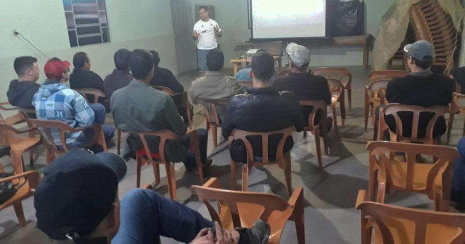 Prefeitura de Socorro realiza palestra ''Manejo de Pastagem com Responsabilidade'' para os produtores rurais do município