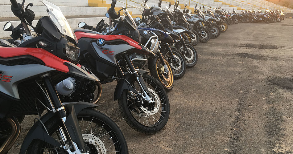 Socorro recebe o evento BMW Motorrad Days neste fim de semana