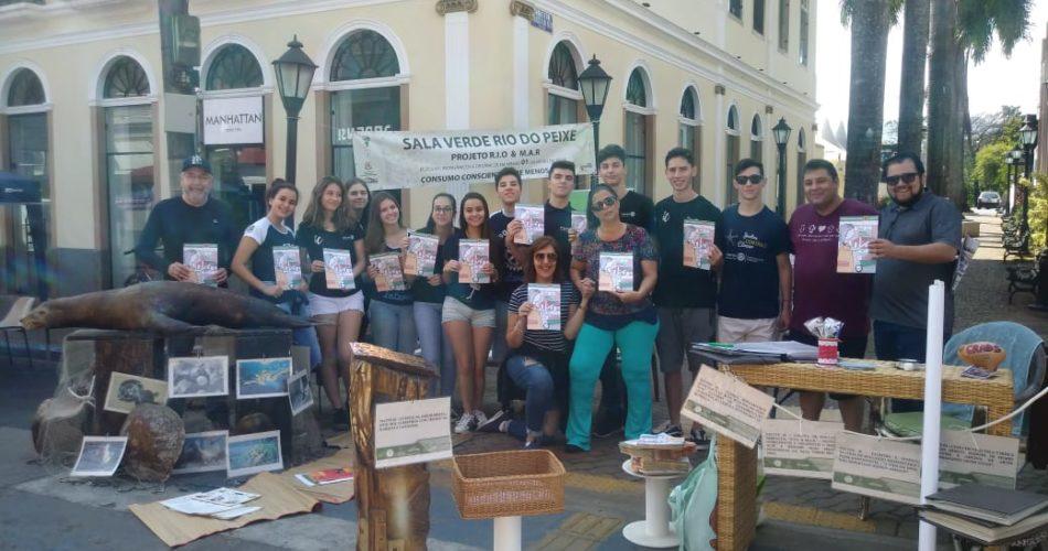Prefeitura de Socorro participa da 2ª edição da Rua Viva
