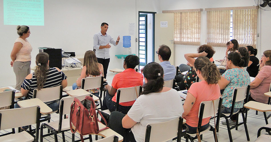 Secretaria de Saúde realiza reunião de capacitação e planejamento de ações para o ano de 2020