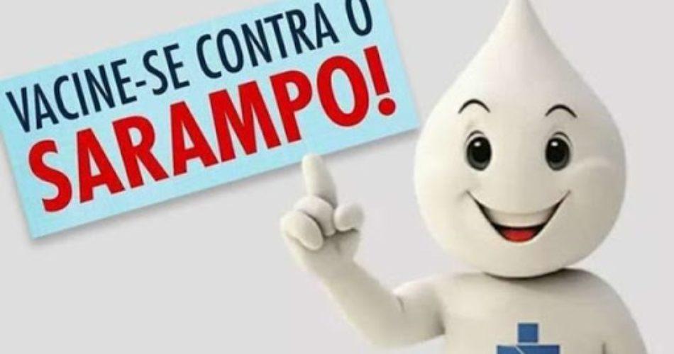 Primeira etapa da campanha nacional contra o sarampo tem início em Socorro