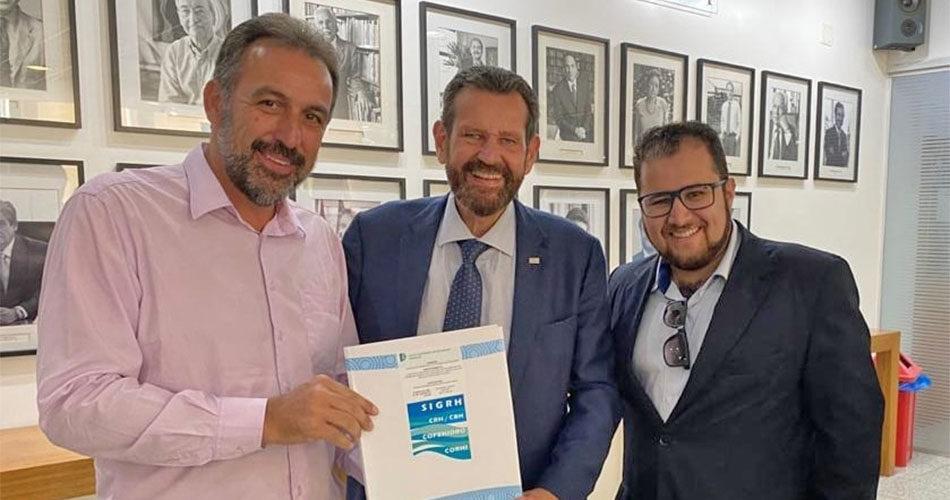 Prefeitura assina novo convênio com o Fehidro