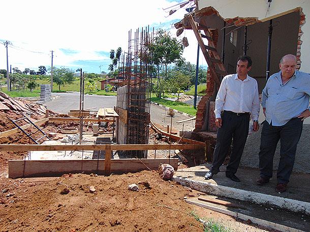 Revitalização do Centro de Exposições mundo sertanejo 02