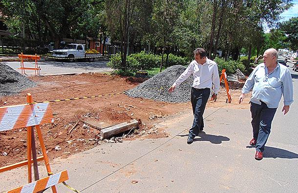 Revitalização da Rua Jorge José Farah mundo sertanejo 02